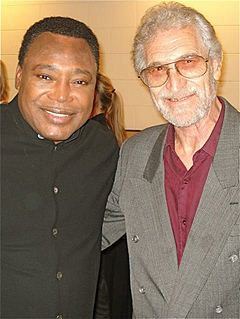 Roy Phillips and George Benson